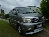 The Nissan Elgrand
